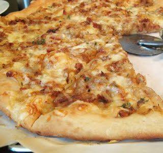 Pica su pupelėmis ir pančeta