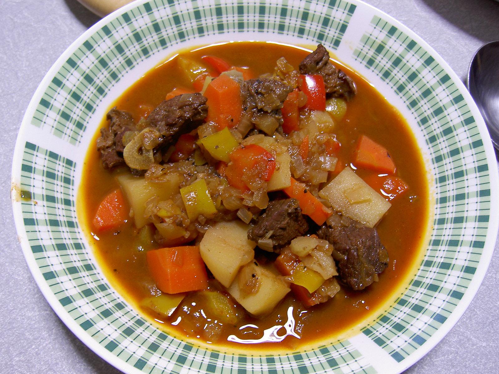 Vengriška guliašo sriuba