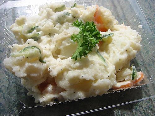 Japoniškos bulvių salotos