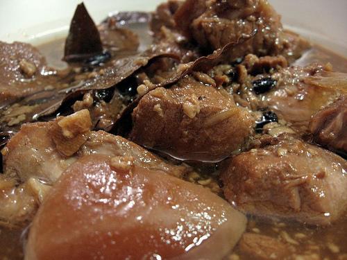 Filipinietiška Humba (kiaulienos šoninė)