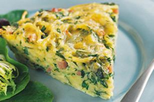 Kiaušinių ir makaronų apkepas