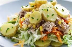 Tuno salotos su bulvėmis