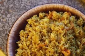 Lengvas ryžių garnyras