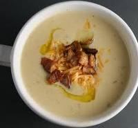 Trinta pupelių sriuba su pančeta