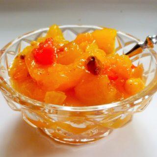 Mango čatnis