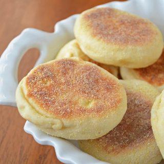 Angliškos bandelės (English muffins)