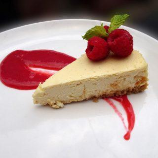 Klasikinis New York sūrio tortas