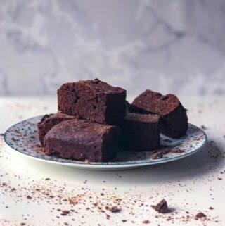 Minkštutis šokoladinis pyragas