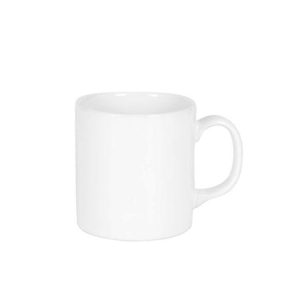 Baltas puodelis, 320ml