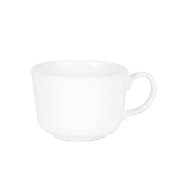 Baltas puodelis, 475ml