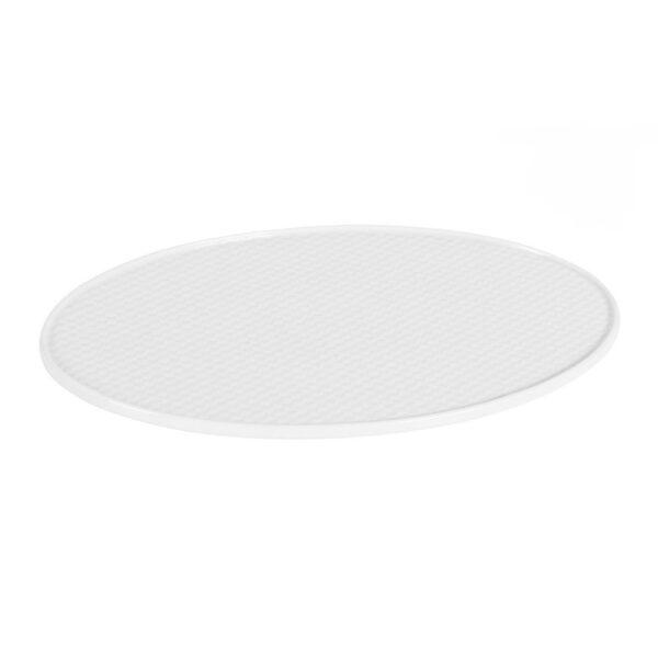 Ovalus padėklas, 31x19x1cm