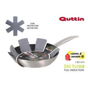 Quttin keptuvė Platinum, 22cm