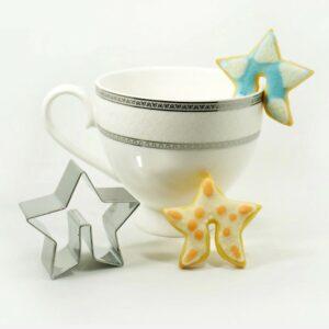 """Sausainių formelį """"Žvaigždė"""""""