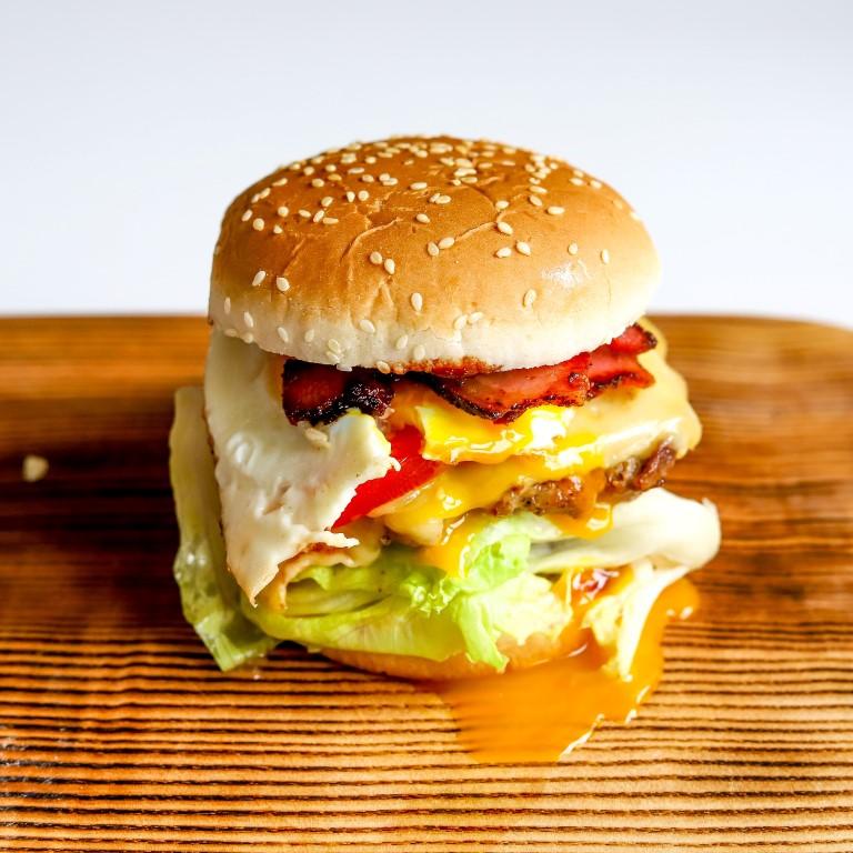 Pusryčių burgeris