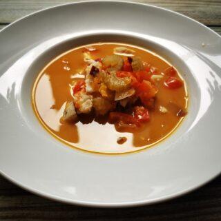 Sicilietiška žuvienė